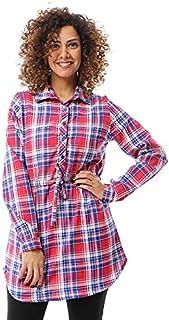 M.Sou Shirts Full Sleeve Shirt Neck SizeFor Women