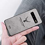 Cocklet Samsung Galaxy Note 8 Deer Case, Hybrid Fabric Flexible Graphic Design Deer