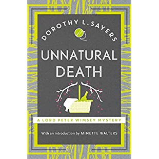 Unnatural Death Lord Peter Wimsey Book 3 (Lord Peter Wimsey Series)