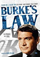Burke's Law: Season One V.2 (4pc) (Rstr B&W Dol)