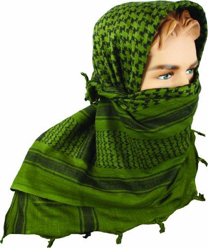 Highlander lichtgewicht shemagh sjaal
