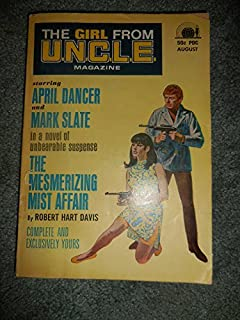 The Girl from U.N.C.L.E (UNCLE) Magazine 1967 Vol. 1, No. 5 August