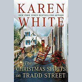 The Christmas Spirits on Tradd Street audiobook cover art
