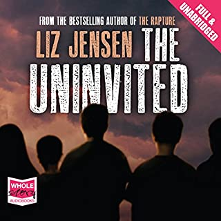 FREE FIRST CHAPTER: The Uninvited cover art