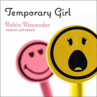 Temporary Girl cover art