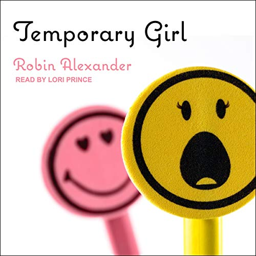 Temporary Girl audiobook cover art
