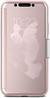Moshi Stealthcover Champagne Pink for iPhone X