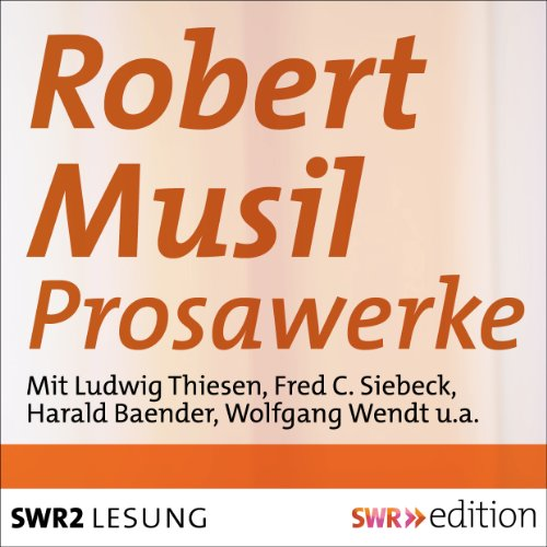 Prosawerke audiobook cover art