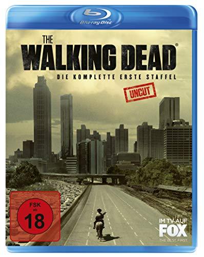 The Walking Dead - Staffel 1 [Blu-ray]