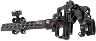 Axcel - AccuTouch Carbon Pro Slider Sight - w/X-41 Scope - .019 - Red Fiber