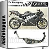 ARROW ESCAPE RACE COMPATIBLE CON CAGIVA MITO 2 125 EVO 1991 91 1992 92 1993 93 51007SU