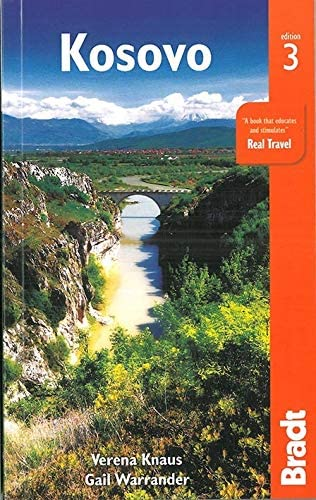 Kosovo Bradt Travel Guide product image