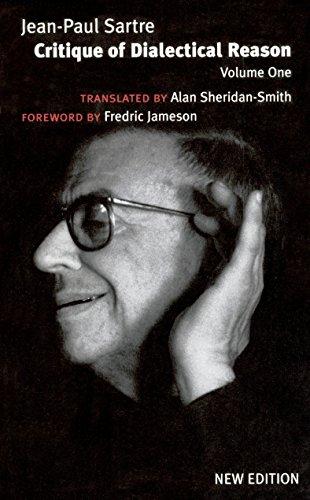 Critique of Dialectical Reason, Vol. 1: Theory of Practical Ensembles