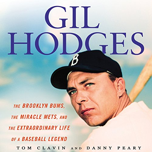 Couverture de Gil Hodges