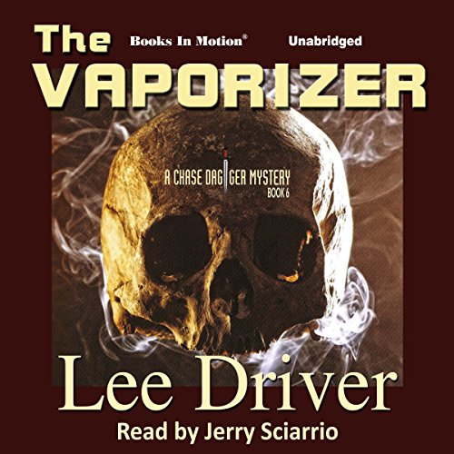 The Vaporizer audiobook cover art