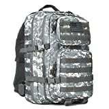 REEBOW GEAR Military Tactical Backpack 3 Day Assault Pack Army Molle Bag Backpacks Rucksack
