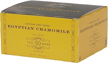 Harney & Sons Herbal Tea, Chamomile, 50 Tea Bags