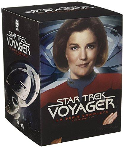 Star Trek Voyager - Collezione Completa Stagioni 1-7 (44 DVD)