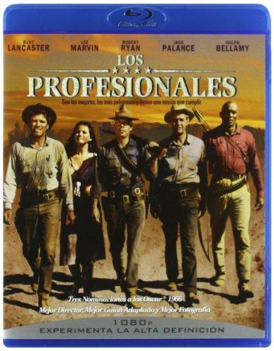 Los Profesionales - Bd [Blu-ray]