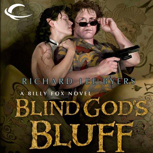 Blind God's Bluff audiobook cover art