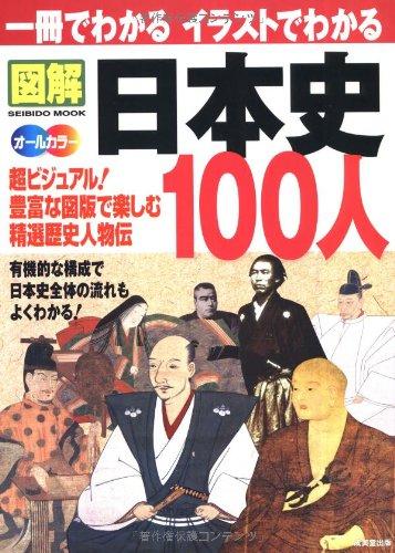 一冊でわかるイラストでわかる図解日本史100人―超ビジュアル!精選歴史人物伝 (SEIBIDO MOOK)