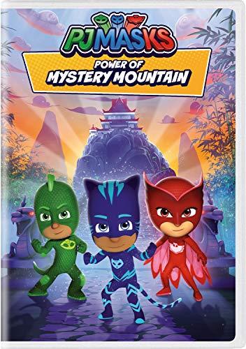 PJ Masks: Power of Mystery Mountain [DVD]