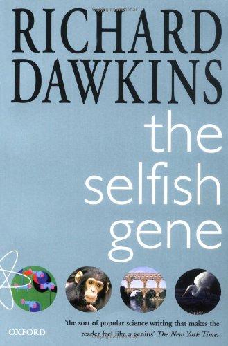 The Selfish Gene (Popular Science)