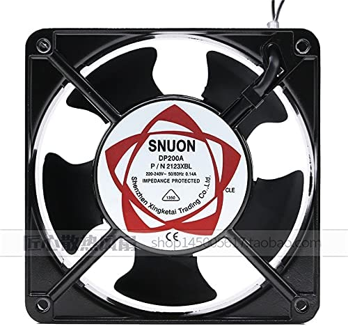 12038 220V Cooling Fan DP200A Seasonal Wrap Introduction P Ball N2123XBL 12012038mm Complete Free Shipping Size -