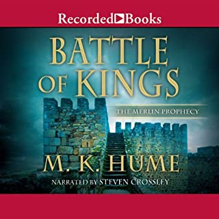 Battle of Kings audiobook cover art