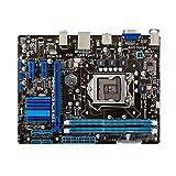 GUOQING Placa base para juegos LGA 1155 DDR3 para Asus P8H61- M LX3 PLUS R2. 0 Desktop Motherboard H61 Socket LGA 1155 I3 I5 I7 DDR3 16G UATX UEFI BIOS placa base