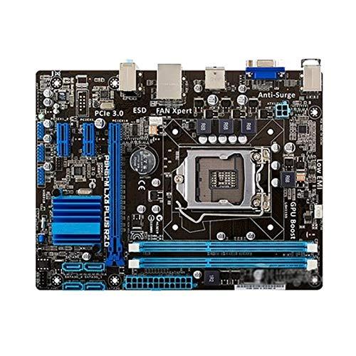 WERTYU Placa Madre De Juego LGA 1155 DDR3 Fit For ASUS P8H61-M...