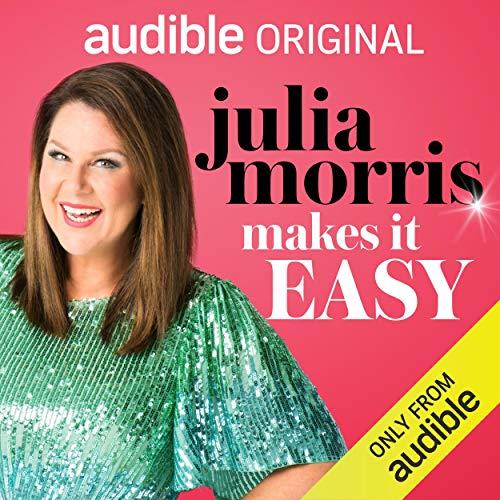 Julia Morris Makes It EASY cover art