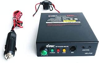 radtel VR-P25 UHF (400-470MHz) 20-40W Amplifier, Support Analog and Digital Modes(DMR/D-STAR/IDAS/NXDN/DPMR/P25), Compatible with All Handheld Radios: BaoFeng,TYT, Kenwood, Yaesu, ICOM, Motorola