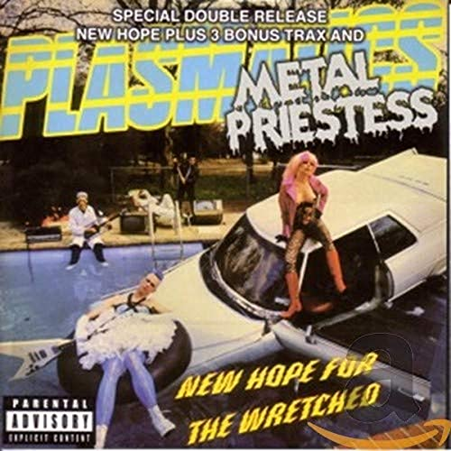 New Hope the Wretched: Metal Priestess