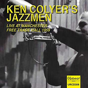 Ken Colyer's Jazzman Live at Manchester Free Trade Hall 1959