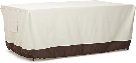 AmazonBasics - Funda protectora para mesa de comedor (180cm)