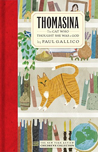 Image of Thomasina: The Cat Who Thought She Was a God (New York Review Children's Collection)