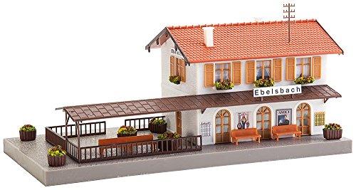Faller FA131380 Bahnhof Ebelsbach Modellbausatz, verschieden