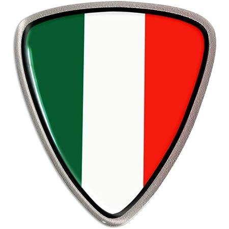 4r Quattroerre It 14295 3d Aufkleber Schild Italien Auto