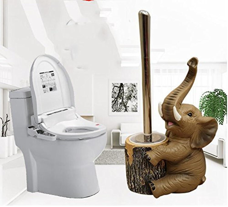 Kreative europäische Waschraum Waschraum Waschraum WC-Bürste wc Punch keine Ecke WC-Bürste kit sauberen Pinsel reinigen WC-Bürste B07P7YY4LC c81038