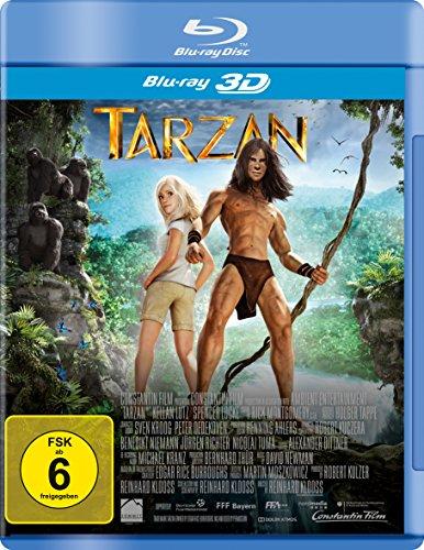 Tarzan  (inkl. 2D-Version) [3D Blu-ray]
