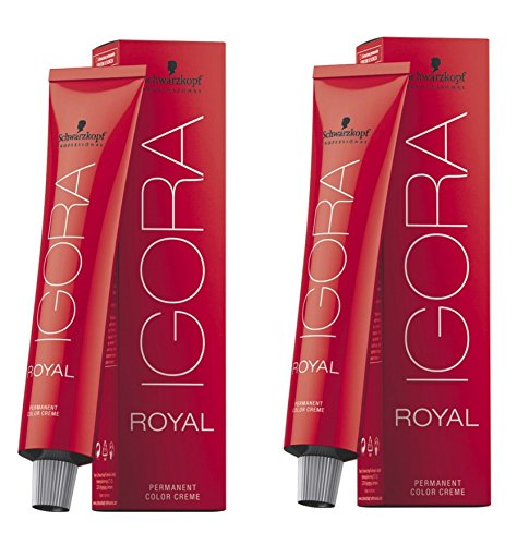 Schwarzkopf IGORA Royal 3-0 Set, (2x 60 ml)