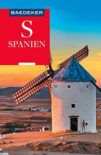 Baedeker Reiseführer Spanien: mit praktischer Karte EASY ZIP (Baedeker Reiseführer E-Book) (German Edition)