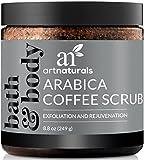 Bild des Produktes 'Art Naturals Organisches Totes Meer Salz und Kaffee Peeling'