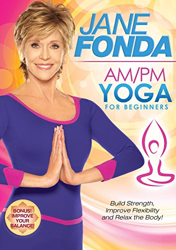 Jane Fonda AM/PM Yoga [DVD]