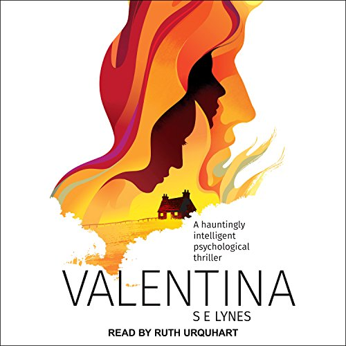 Valentina audiobook cover art