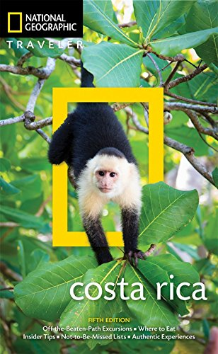 Costa Rica. Fifth Edition. National Geographic Traveler [Idioma Inglés]