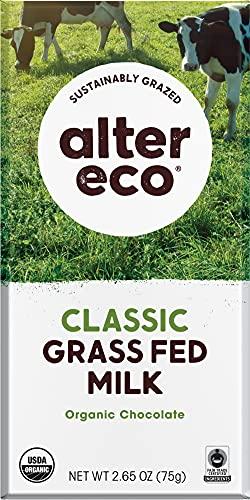 image of Alter Eco Organic Classic Grass Fed Milk Chocolate