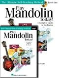 Play Mandolin Today! Beginner's Pack: Level 1 Book/CD/DVD Pack (Ultimate Self-Teaching Method!)