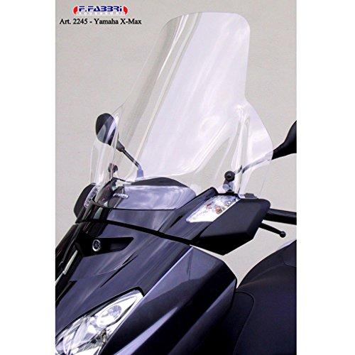 FABBRI - Parabrezza senza bordi X-MAX 250 2005-09 Art. 2245/EX